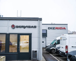 Automobilio programavimas - DIZRIDA Kaune