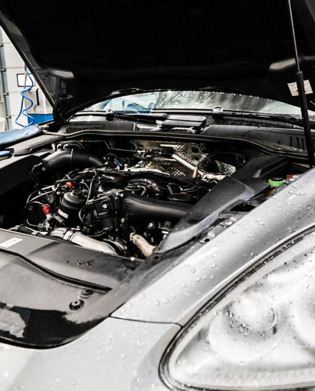 Turbinų remontas DIZRIDA automobilių servise
