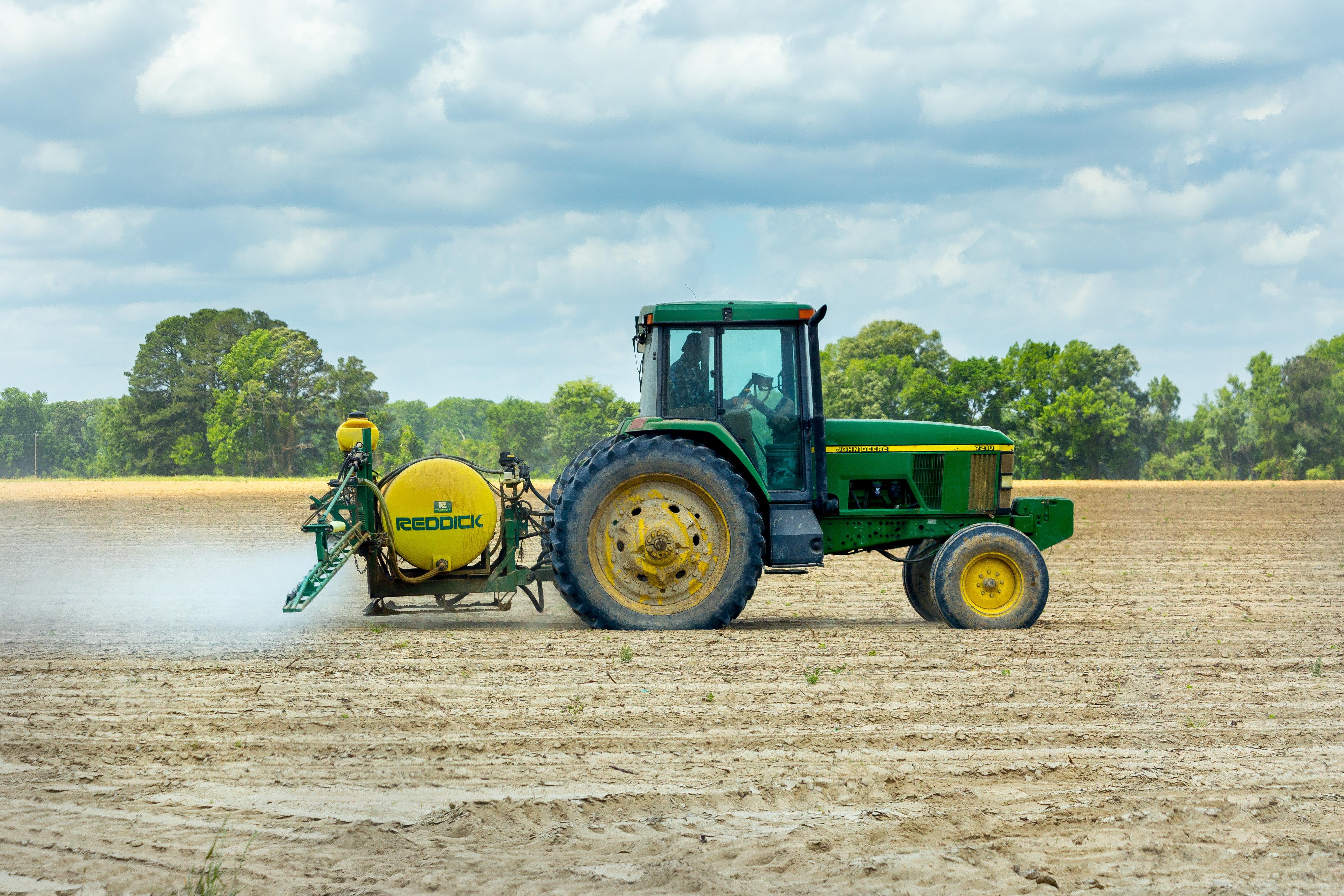 Žemės ūkio technikos remontas