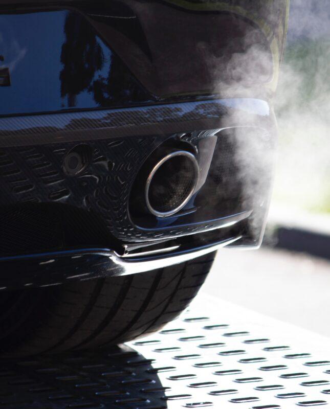 Automobilis dūmina