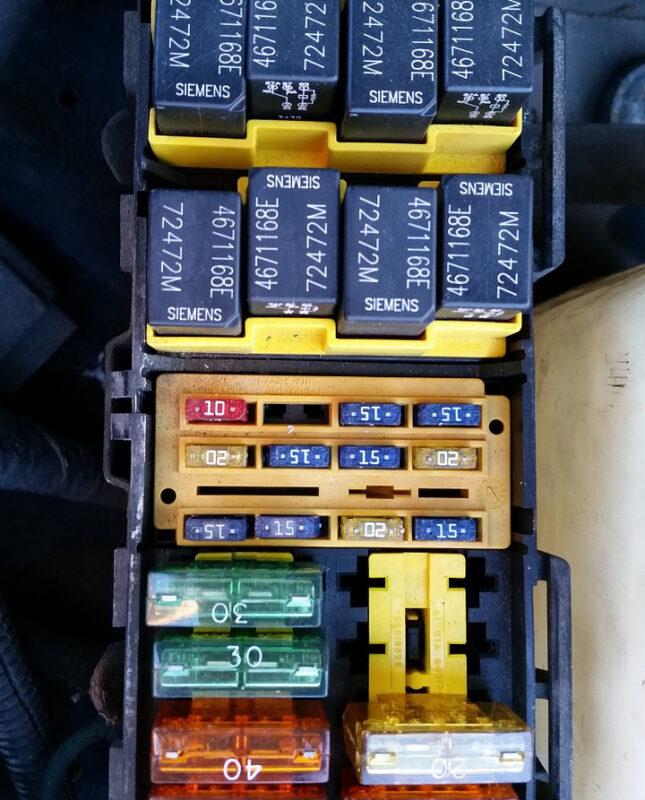 Automobilio elektros sistemą remontuokite DIZRIDA